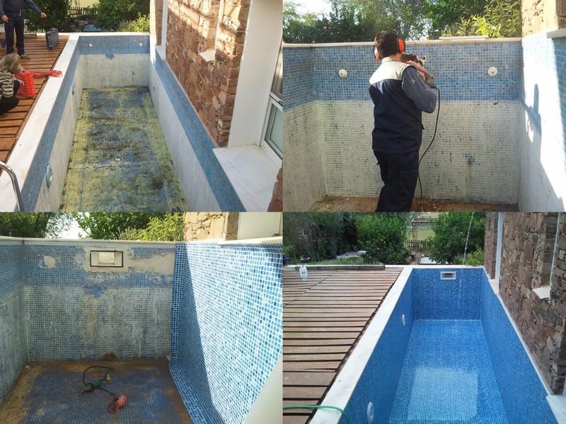 ¿ como reparar la piscina? refomas de piscinas