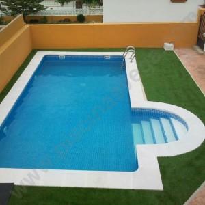 piscinas sevilla, dos hermana, liners
