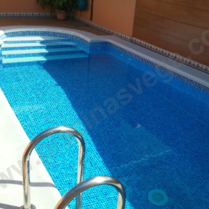Empresa piscina sevilla, liner, Alcala, mairena