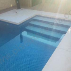 Piscina mairena, piscina sevilla, piscinas de hormigón