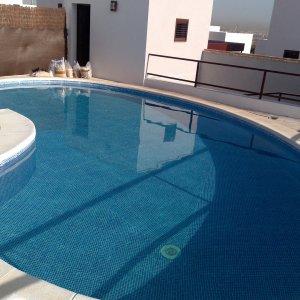 Piscina de lamina armad, liners de piscina, Alkorplan 3.000